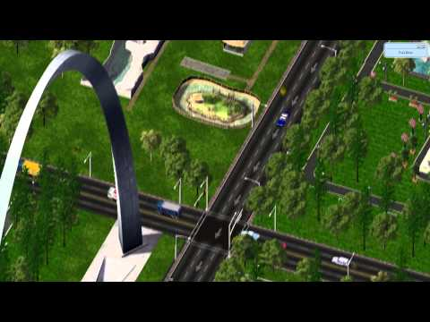SimCity 4 Downtown (Day Edition) |