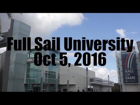 Full Sail life 2