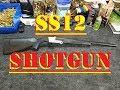 SS12 Fedarm 12 Gauge single shot survival shotgun Hatfield Clone?