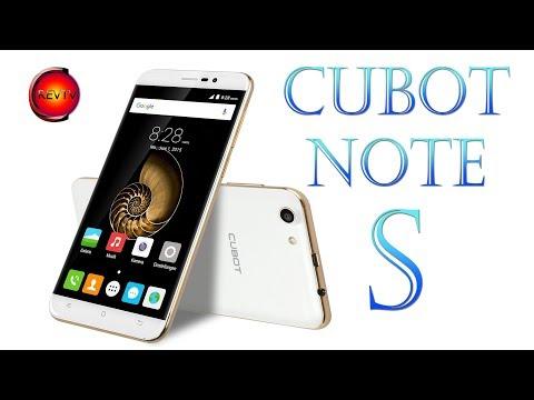 CUBOT NOTE S 5 месяцев эксплуатации