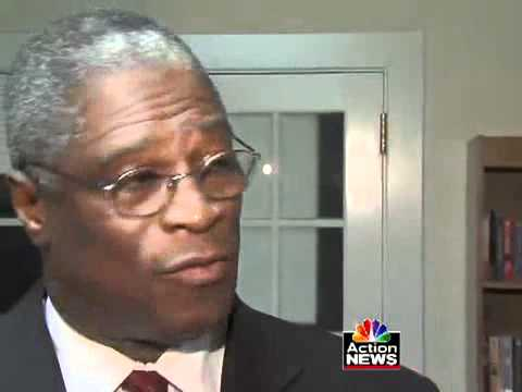 RAW INTERVIEW: Sly James on day of election