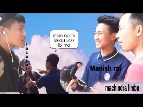funny prank by ! Machindra Limbu //075/03 //21