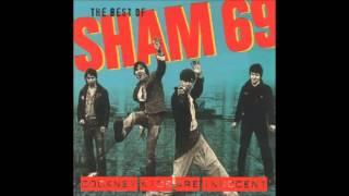 Sham69 - Hersham boys