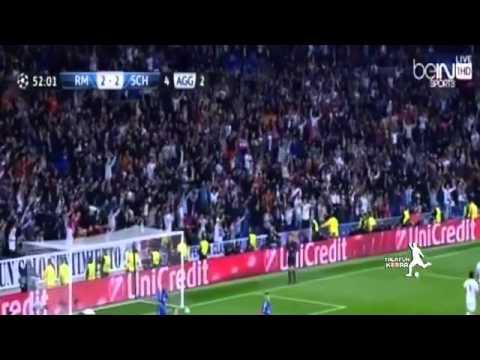 Real Madrid vs Schalke 04 3-4 2015 All Goals
