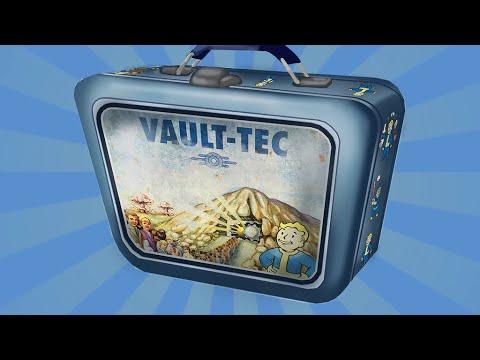 ОТКРЫВАЮ 101 ЛАНЧБОКС В Fallout Shelter!!!-часть 1