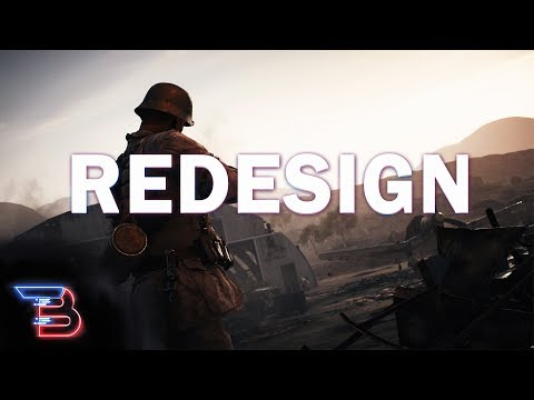 POSSIBLE REDESIGNS! - BATTLEFIELD 5 thumbnail