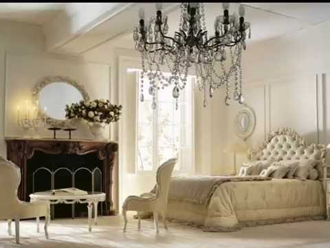 Very Beautiful Bedroom Design In Classic Style