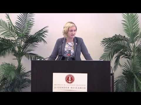 Emily May - Online Feminism Conference - The Clayman Institute
