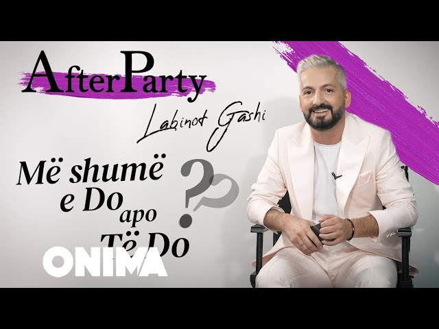 AfterParty - Labinot Gashi