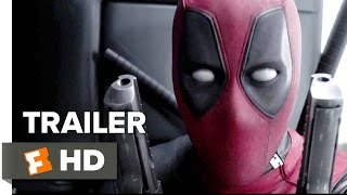 Deadpool TRAILER 1 (2016) - Ryan Reynolds, Morena Baccarin Movie HD
