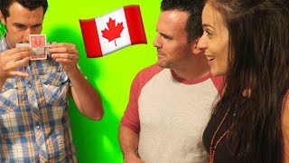 Canadian Money Magic w/ Eh Bee Family