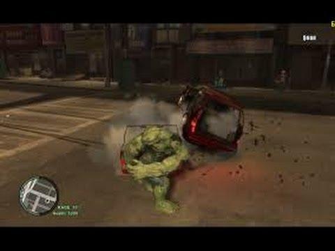 Gta Iv How To Get Hulk Gta Iv Hulk