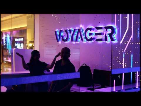 Voyager: Realidade Virtual, Diversão Real.