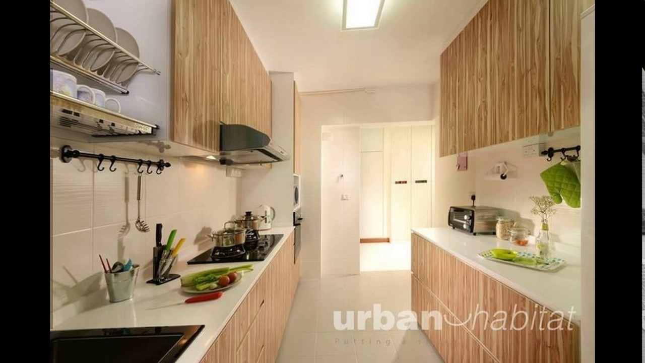 Bto Kitchen Design Ideas ~ Bto kitchen cabinet design youtube