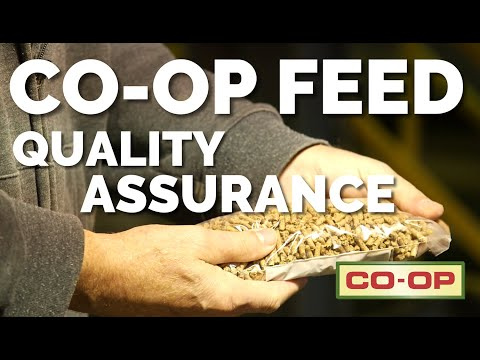 Co-op Minute: Feed Security