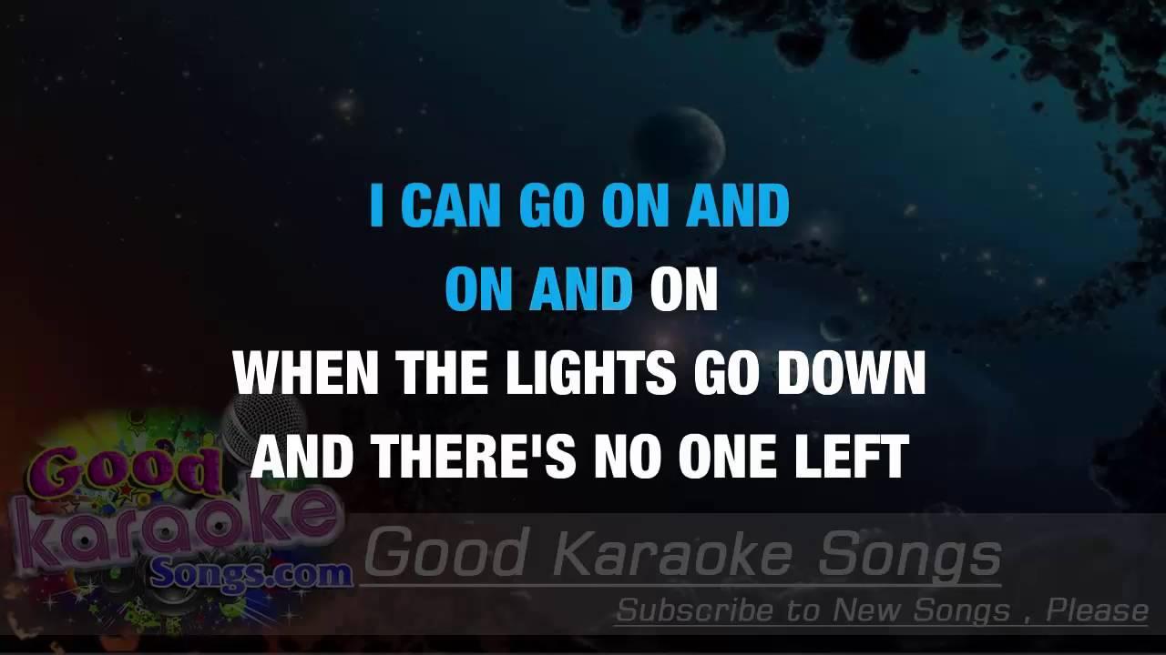 Give it 2 Me - Madonna (Lyrics Karaoke) [ goodkaraokesongs com ]