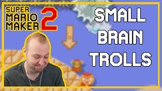Download The first SMM2 Troll Level??? [Super Mario Maker 2] MP3