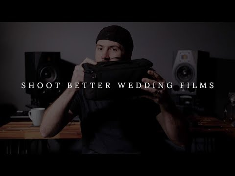 5 Tips To Improve Your Wedding graphy - Shoot Better Wedding Films