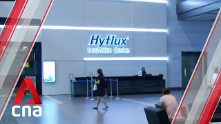 Former Hr Manager Of Hyflux Subsidiary Hydrochem Charged With Corruption