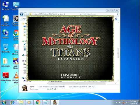 How To Download AGE OF MYTHOLOGY THE TITANS Game For Pc Highly Compressed For Free 100%working!!!!!!