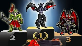 Warcraft 3 - Night Elf Imbalance 1v1 (#176)
