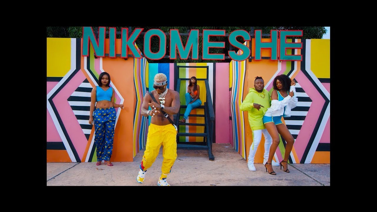 Download Dully Sykes Ft Harmonize - Nikomeshe (Official Music Video)