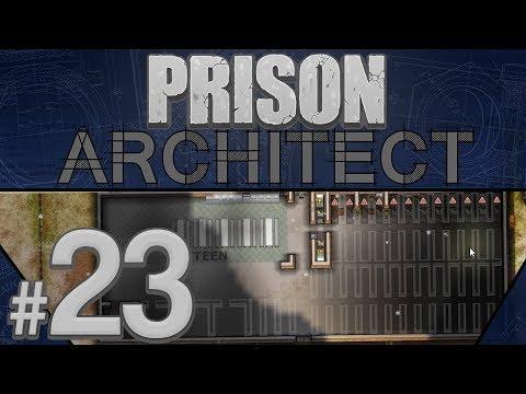 Prison Architect - Min-Sec 2.0 - PART #23