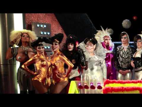 "Homorazzi Chats With RuPaul's Drag Race 3 ""Phoenix"" Post Elimination"