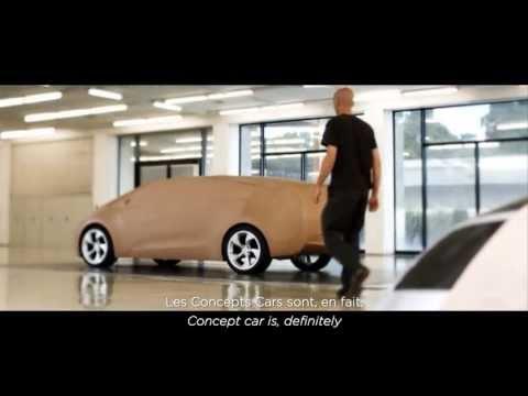 Toyota ME.WE Concept Car (Designers Interview)