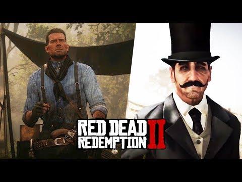 LA VERDAD DEL FINAL OCULTO DE RED DEAD REDEMPTION 2 (PARTE 2) thumbnail