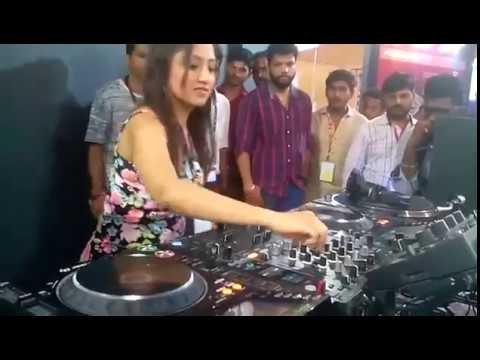 DJ SHIREEN KHANPLAM EXPO 2016 Jayasrilanka Net Mp4