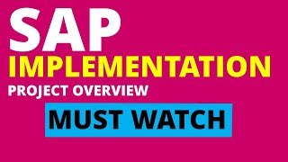 SAP Implementation Project Overview Class#2