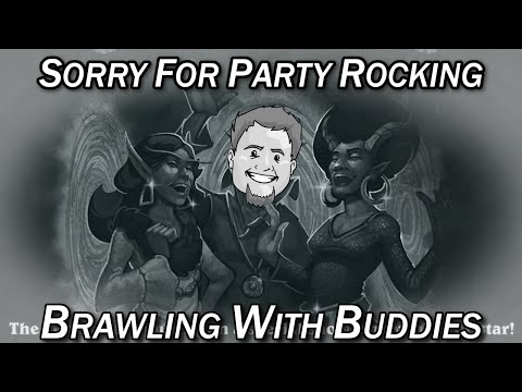 Sorry For Party Rocking - Brawling with Buddies   Hearthstone