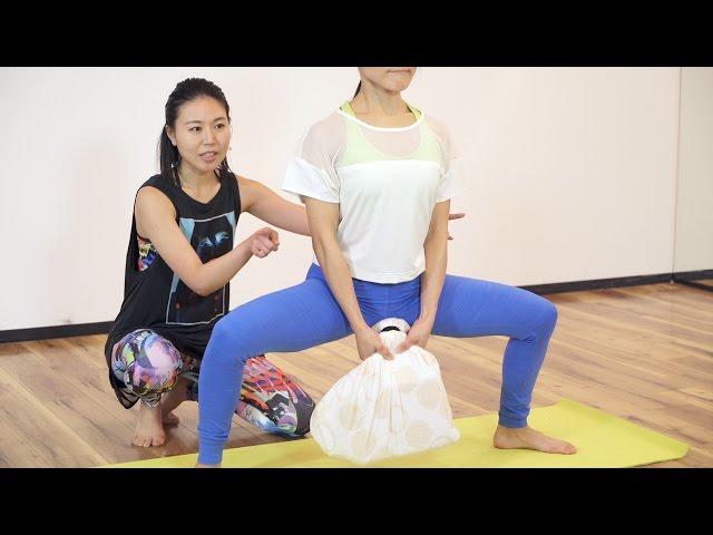 下半身痩せ筋トレーニング Yogalog