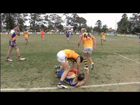 VFL 2011 Round 6 Mark of the Day - Mitch Hahn