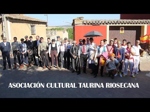 V Becerrada Benéfica de la Asociación Taurina Riosecana