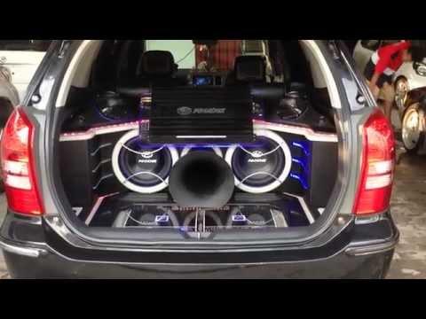 Audio mobil Toyota Wish | SQ Loud 149 db | Innovation car audio jakarta