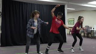 DRAMA RETREAT 2018 - Benaiah, Anna Faith, Sophia - Human Music Video