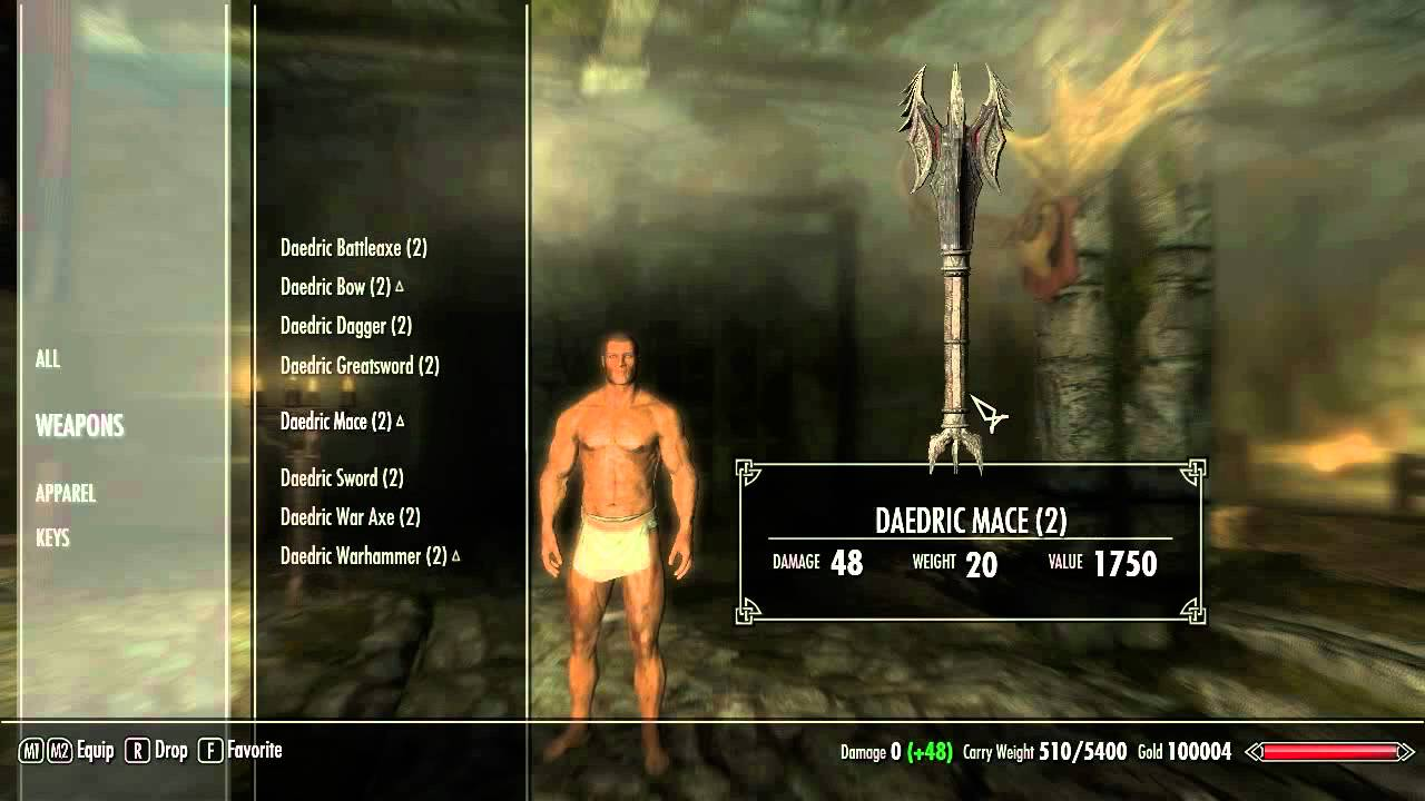 The Elder Scrolls - The Ultimate <b>Skyrim Cheat</b> - YouTube