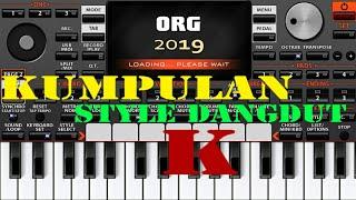SET ORG 2019/2018 GRATISSSS kumpulan style K