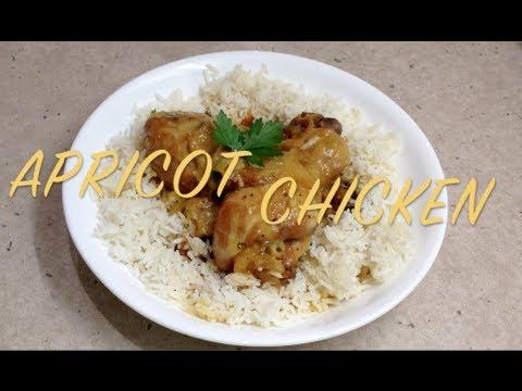 Apricot Chicken Pressure Cooker Video Recipe Cheekyricho