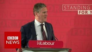 Labour 'day one' pledge to EU nationals   BBC News