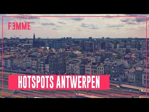 Hotspots Antwerpen - FEMME