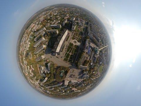 Обновленная площадь, Видео360°