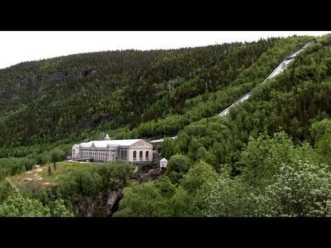 Rjukan-Notodden World Heritage Site