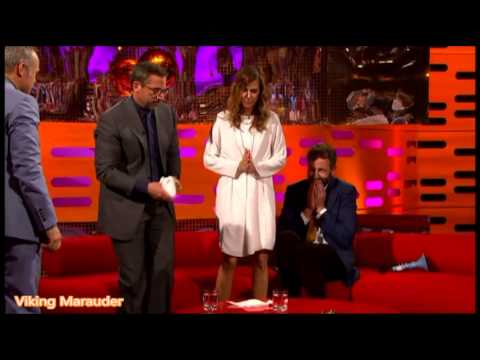 The Graham Norton Show - S13E12 - Steve Carell, Kristen Wiig & Chris O'Dowd - 21st June 2013