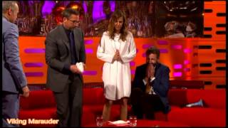 The Graham Norton Show - S13E12 - Steve Carell, Kristen Wiig & Chris O