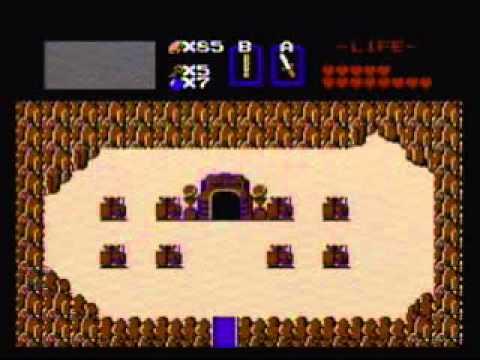 The Legend of Zelda [6] level 6