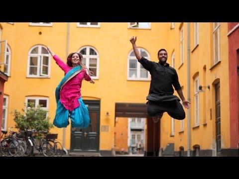 BAN | RAJVIR JAWANDA | Bhangra by Christine & Rohit Bulchandani
