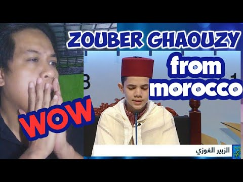 CATHOLIC REACTION - ZOUBEIR GHAOUZY الزبير الغوزي  BEAUTIFULL RECITATION